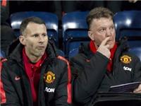 Đến lượt Giggs phủ nhận mâu thuẫn với Van Gaal