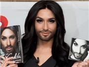 'Nữ ca sĩ có râu' Conchita Wurst ra tự truyện: Chống kỳ thị bằng ngoại hình kỳ dị