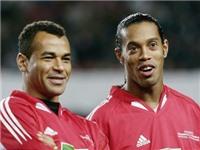 Đội hình tiêu biểu Champions League của Ronaldinho: Bỏ Ronaldo, chọn Ro 'béo'