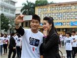 Tạ Quang Thắng rủ sinh viên... tắt đèn, xếp hình