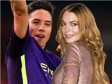 Samir Nasri bị tố lừa dối bạn gái, 'cặp kè' Lindsay Lohan