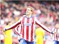 Torres ghi bàn đầu tiên ở Liga: 8 năm đổi lấy một nụ cười