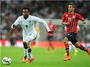 Sturridge chấn thương, rút lui khỏi tuyển Anh