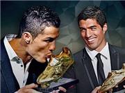 CHÙM ẢNH cuộc đua Chiếc giày vàng mùa 2014-15: Ai đua với Ronaldo, Messi?
