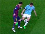 Xem lại 50 pha 'xâu kim' của Messi trong 86 giây