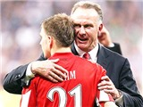 Karl-Heinz Rummenigge: Philipp Lahm có tiềm năng lãnh đạo Bayern Munich