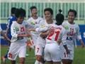 Giải bóng đá VĐQG nữ - Cúp Thái Sơn Bắc 2015: Hà Nội 1 vô địch lượt đi