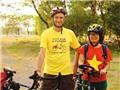 'Đừng ngồi tưởng tượng khó khăn, cứ xách xe đạp và lên đường'