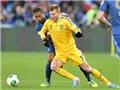 Andriy Yarmolenko: 'Andriy đệ nhị' nâng bước tham vọng cho Ukraine