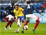 Pháp 1-3 Brazil:  Neymar ghi bàn, Brazil 'báo thù' Pháp ngay tại Paris