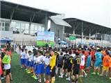 Kết thúc Festival Bóng đá học đường U13 vòng loại Đà Nẵng