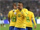 Thống kê: Neymar chuẩn bị soán ngôi Zico, tấn công Vua bóng đá Pele