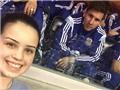 Hot teen Mỹ tuyên bố 'kết hôn' với Messi