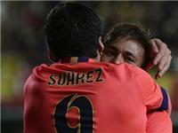 Suarez: 'Không hề có chuyện cầu thủ Barca hợp lực giúp Messi đánh bại Ronaldo'