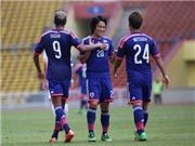 Không cần bung sức Nhật Bản vẫn hạ Macau 7-0