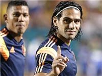 Falcao mờ nhạt ở Man United, nhưng tỏa sáng cùng ĐTQG: Khi hổ được về rừng