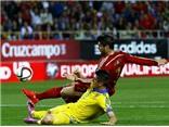 Tây Ban Nha 1-0 Ukraine: Người hùng Alvaro Morata