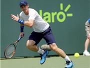 Andy Murray, Rafael Nadal dễ dàng vào vòng 3 Miami Open