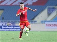 Lật cổ chân, Huy Toàn vắng mặt trận gặp U23 Nhật Bản