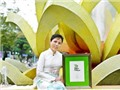 Tác giả 'Con đường gốm sứ' đoạt giải Thiết kế quốc tế tại Mỹ