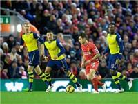 Thierry Henry lo ngại Arsenal sẽ trở thành một Liverpool thứ hai