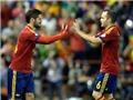 Tuyến giữa Tây Ban Nha: Cảm hứng và sáng tạo với bộ ba Isco - Iniesta - Silva