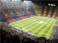 Đá ở Camp Nou, Barca vừa mừng vừa lo