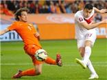 Hà Lan 1-1 Thổ Nhĩ Kỳ: Wesley Sneijder giải cứu 'Lốc da cam' vào phút chót