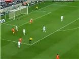 Israel 0-3 Xứ Wales: Xem Aaron Ramsey 'nhảy múa' trước hậu vệ Israel