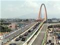 Ngắm nút giao thông có cấu trúc độc đáo ngã ba Huế tại Đà Nẵng