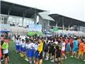 Festival bóng đá học đường 2015 kết thúc vòng loại Cần Thơ