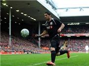 Suarez trở lại Anfield, úp mở khả năng trở về Liverpool
