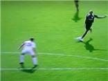 Thierry Henry lại sử dụng tuyệt chiêu 'lườm rau gắp thịt'