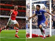 10 tân binh tỏa sáng nhất Premier League mùa này: Từ Cesc Fabregas, Sanchez tới Diego Costa