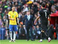 Brazil không thể thiếu Neymar