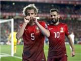 Chiến thắng của Coentrao, Ronaldo và Fernando Santos