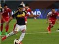 Falcao tiếp tục nổ súng trong màu áo Colombia