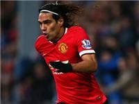Radamel Falcao: 'Tôi sẽ ở lại Man United mùa tới'