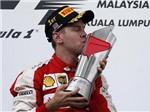 Con số bình luận: Sebastian Vettel chiến thắng đầu tiên sau 22 chặng