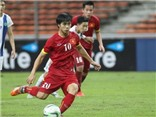 VIDEO: Công Phượng sút penalty kiểu 'panenka' vào lưới U23 Macau