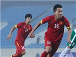 Thanh Bình lập hat-trick vào lưới U23 Macau