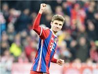 Dortmund - Bayern Munich, còn 3 ngày: Thomas Mueller: Người lấp bóng Robben