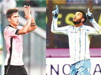 Serie A cũng có 'Ronaldo'' và 'Messi'. Nhưng…