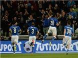 Italy 1-1 Anh: Townsend giải cứu 'Tam sư'