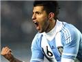 Argentina 2-1 Ecuador: Không Messi, Aguero và Pastore lên tiếng
