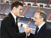 Chủ tịch Real Madrid Florentino Perez: Gareth Bale không phải để bán