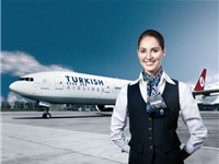 Máy bay của Turkish Airlines đang bay phải quay lại để kiểm tra
