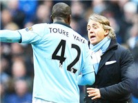 Inter Milan: Sớm muộn, Yaya Toure cũng tái ngộ Mancini?