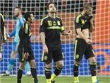 Con số bình luận: 'Những chú bò tót' Tây Ban Nha lại gục ngã