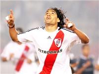 River Plate sẵn sàng đón Falcao trở lại
